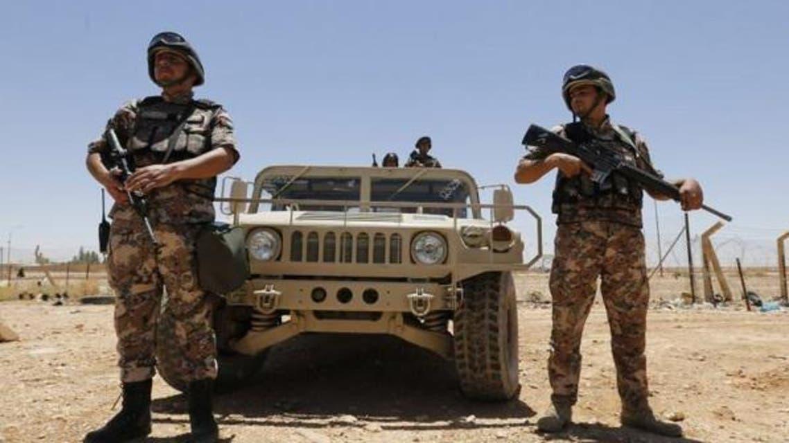 jordan army archive