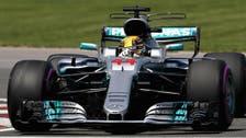 Hamilton equals hero Senna with pole in Canada
