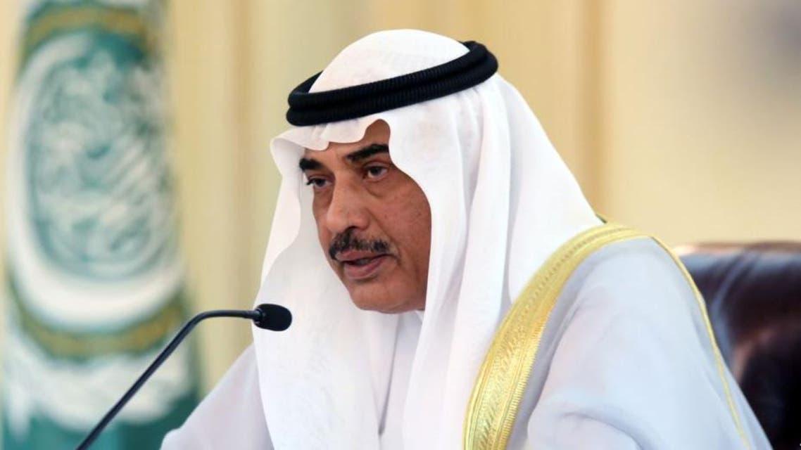 وزير الخارجية الكويتي خالد الصباح