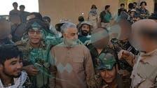 سليماني وميليشياته على الحدود السورية – العراقية