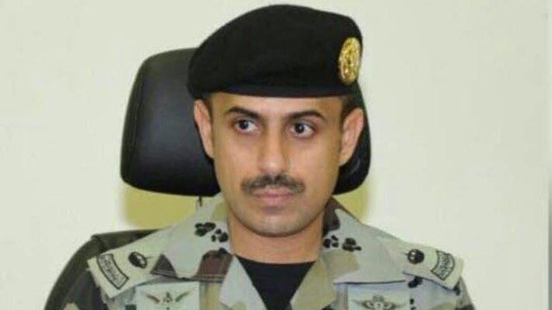 saudi officer qatif tareq al harbi