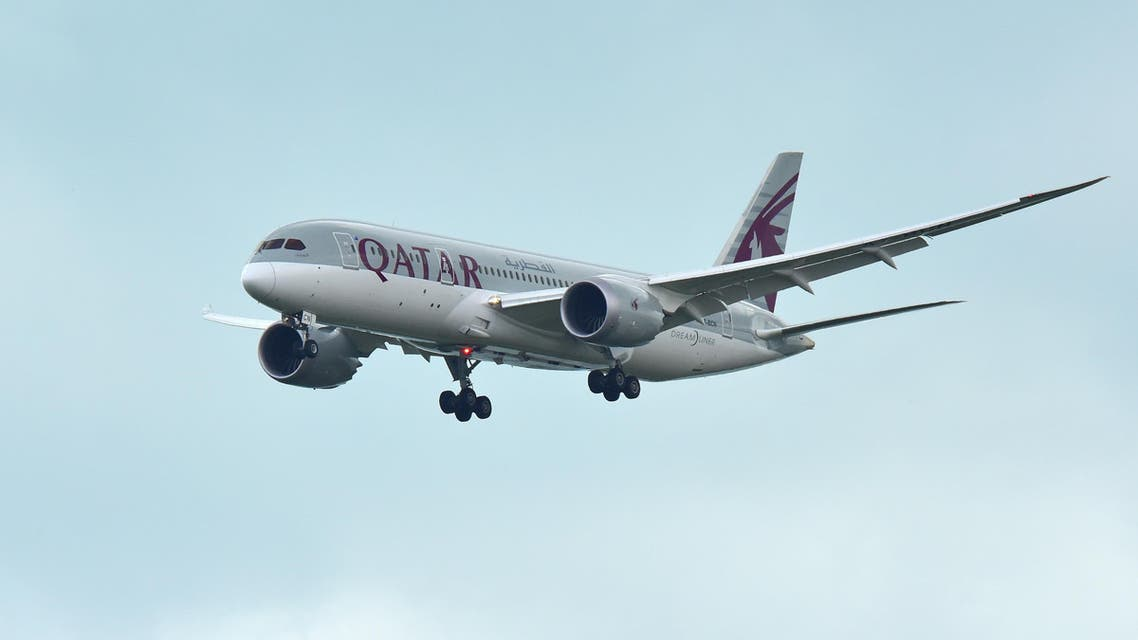 The ban does not apply to aviation companies and aircraft not registered in Qatar and the three neighboring countries. (Shutterstock)