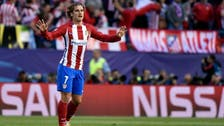 France forward Griezmann extends Atletico deal by a year