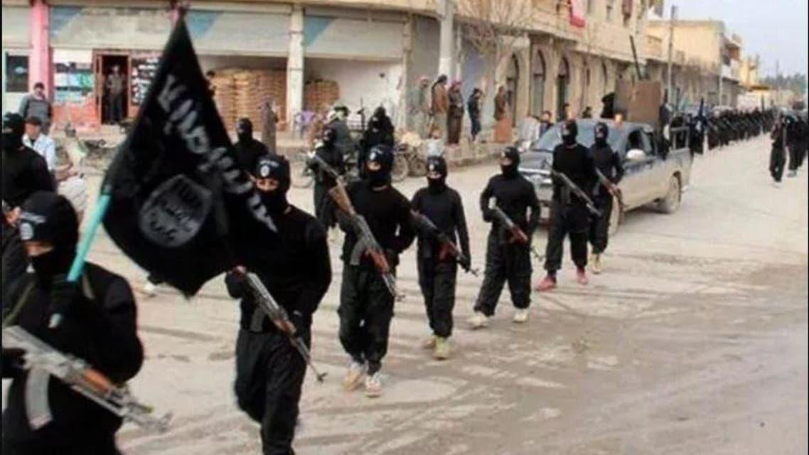 عناصر من داعش 3