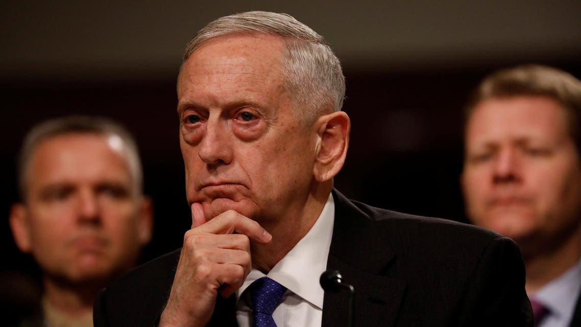 وزير الدفاع الأميركي جيم ماتيس 3
