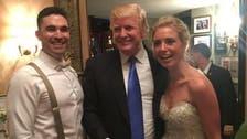 WATCH: Donald Trump crashes a New Jersey wedding