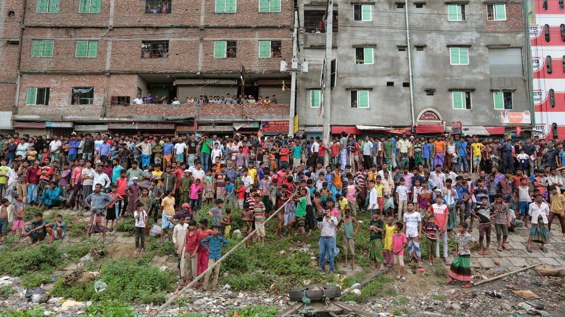 Heavy Rain Bangladesh