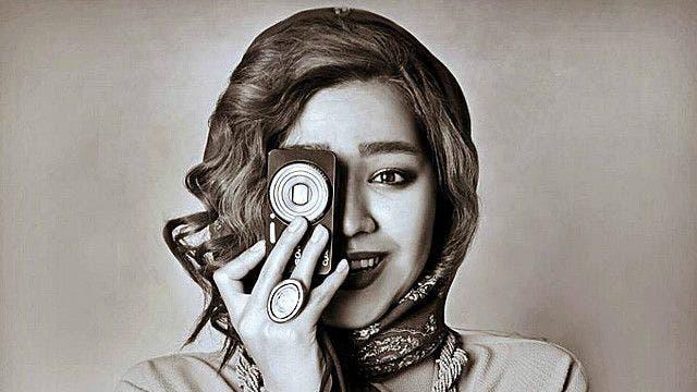 فاطمه حسینی- عکاس افغانی