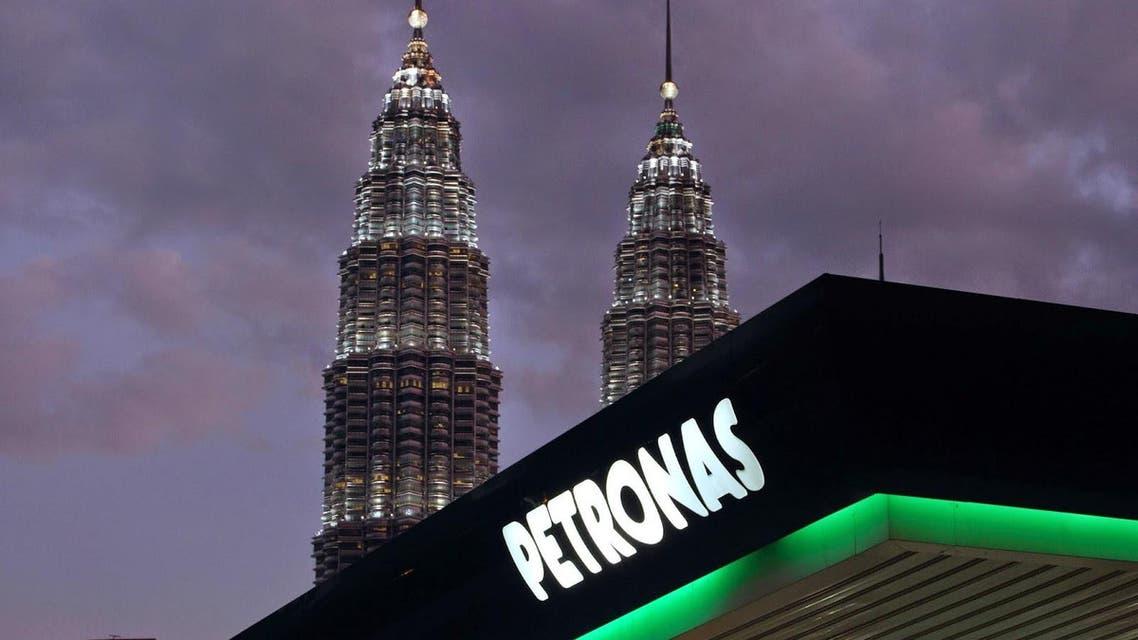بتروناس الماليزية