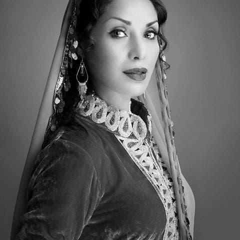 لینا علم- هنرپیشه سینمای افغانستان