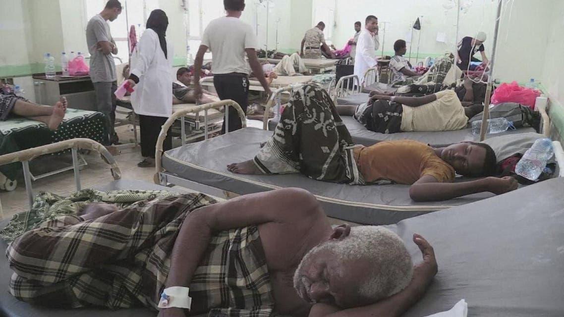 THUMBNAIL_ اليمن.. ميليشيات الحوثي تتاجر بأدوية الكوليرا