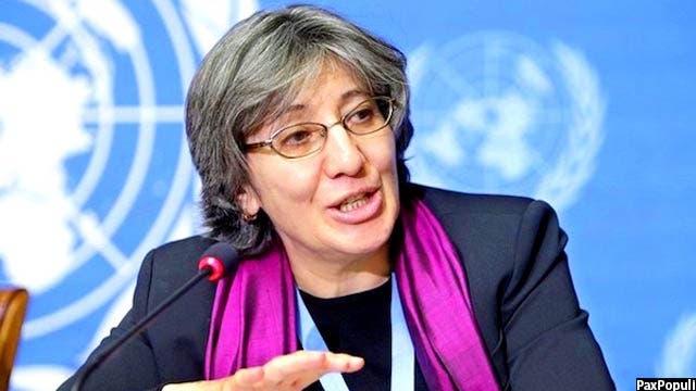 سیما ثمر- رییس کمیسیون حقوق بشر افغانستان