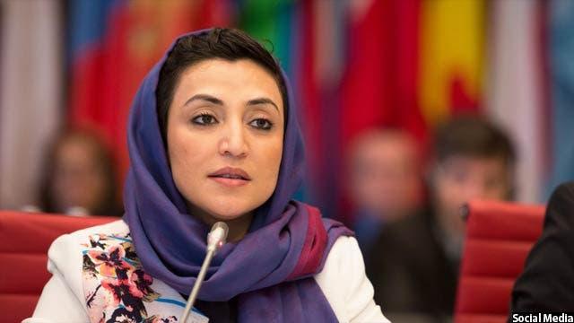 عادله راز- معاون اقتصادی وزارت خارجه افغانستان