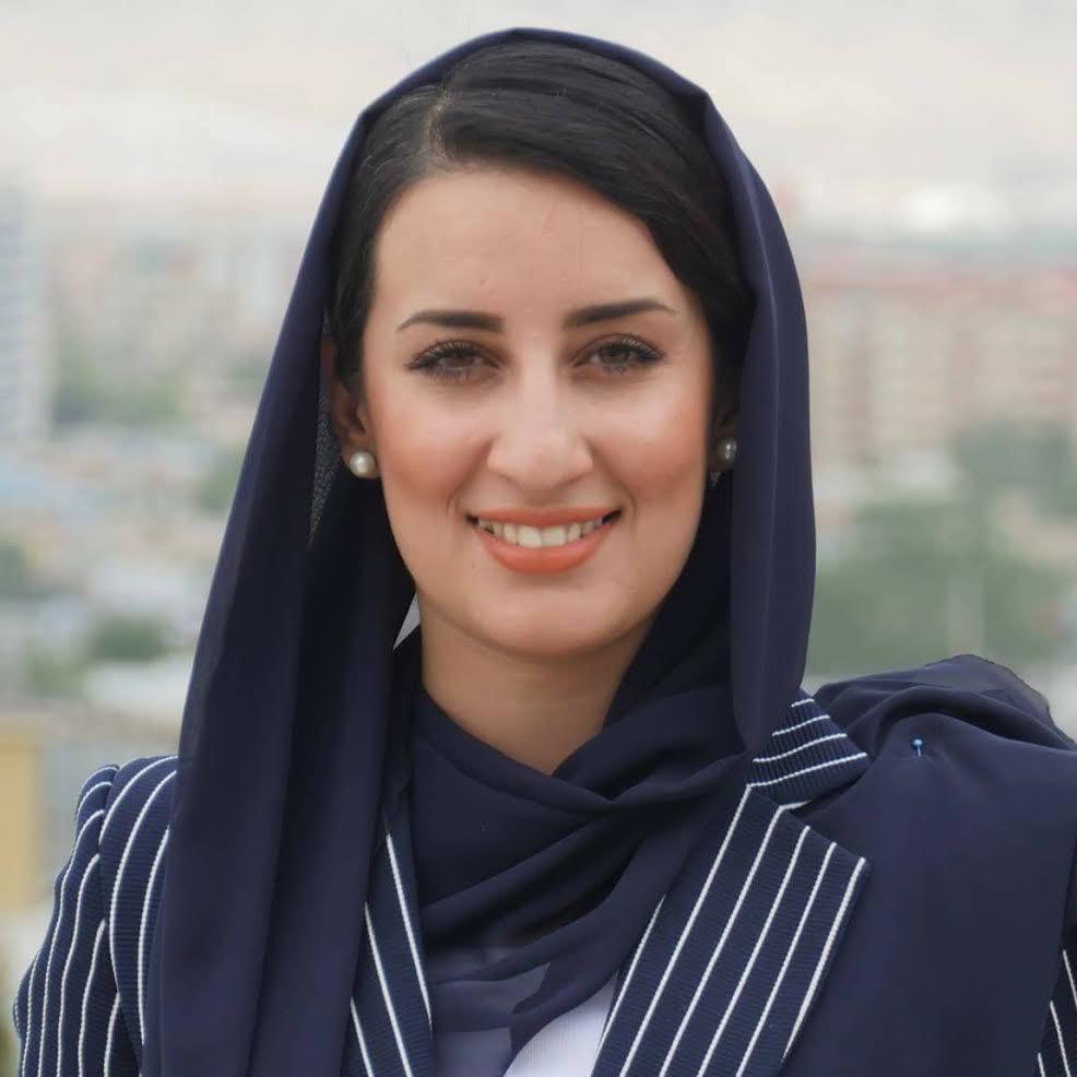 فرحناز- ژورنالیست افغان