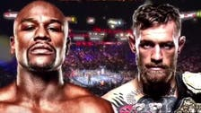 Undefeated boxing champ Mayweather to fight UFC star McGregor
