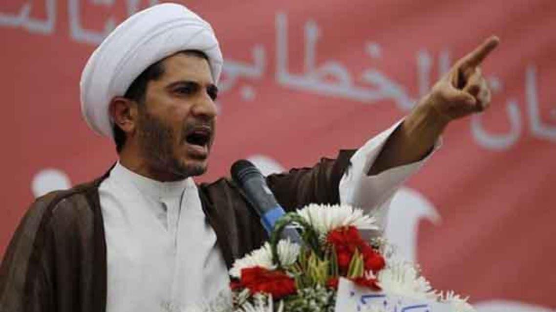 علي سلمان زعيم جمعية الوفاق