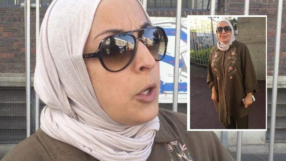سميرة لامراني رأت بنفسها الأم تلقي بطفلها