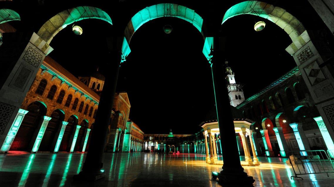 Mosques during Ramadan
