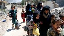 عراقی فورسز کا شام کے ساتھ واقع سرحد ی گذرگاہ پر قبضہ ،داعش پسپا