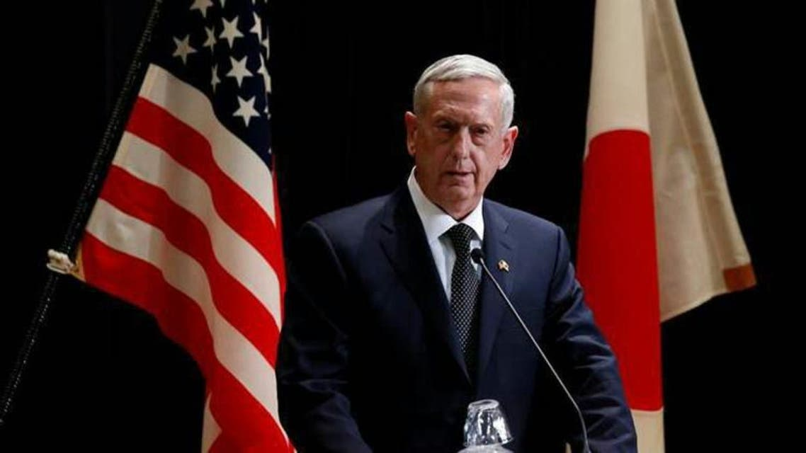 جیمس متیس: نمیگذاریم افغانستان به پناهگاه امن تروریستان مبدل شود