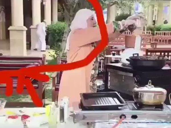 في بث مباشر على الهواء لبرنامج طبخ.. وقعت هذه المفاجأة