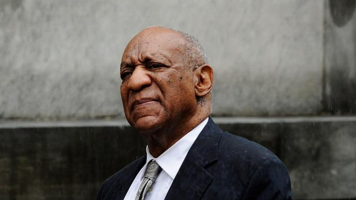 Actor and comedian Bill Cosby departs after a judge declared a mistrial in his sexual assault trial at the Montgomery County Courthouse in Norristown, Pennsylvania. (Reuters)