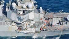 US Navy destroyer, Philippines merchant vessel collide off Japan