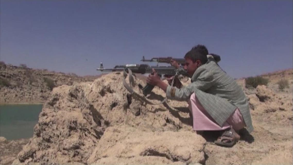 THUMBNAIL_ مئات الاطفال جندتهم ميلشيات الحوثي وقتلوا في اليمن