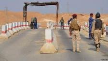 القوات العراقية تطرد داعش من معبر الوليد الحدودي