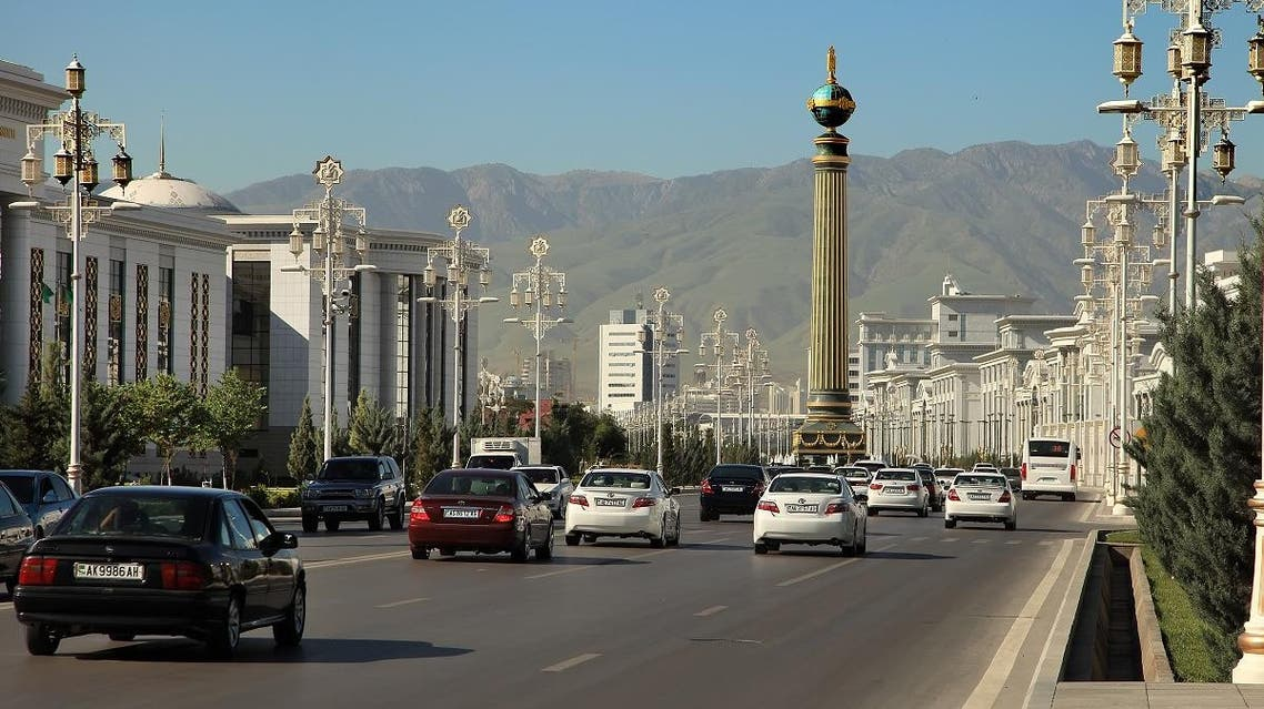 Ashgabat Turkmenistan shutterstock