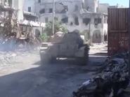 شاهد.. آثار الحرب في مدينة بنغازي