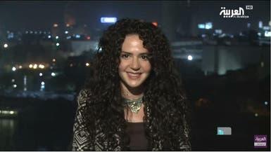 """الأردنية ركين سعد: حلمت بدوري في """"واحة الغروب"""""""