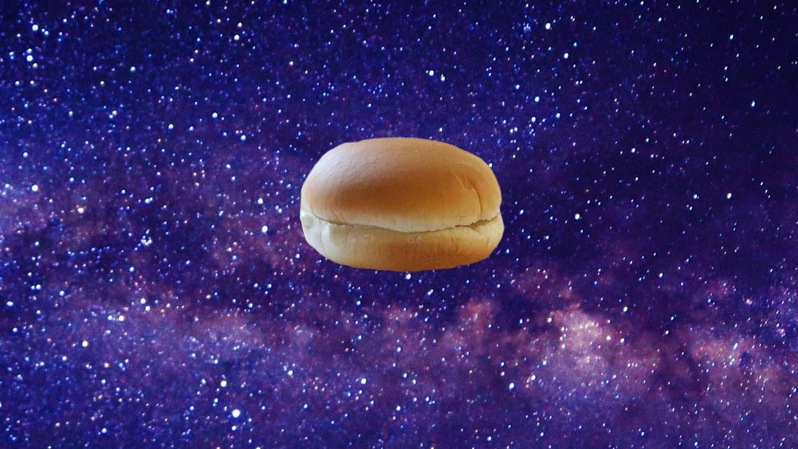 خبز الفضاء