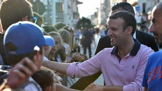 Image result for France begins second round of parliamentary election