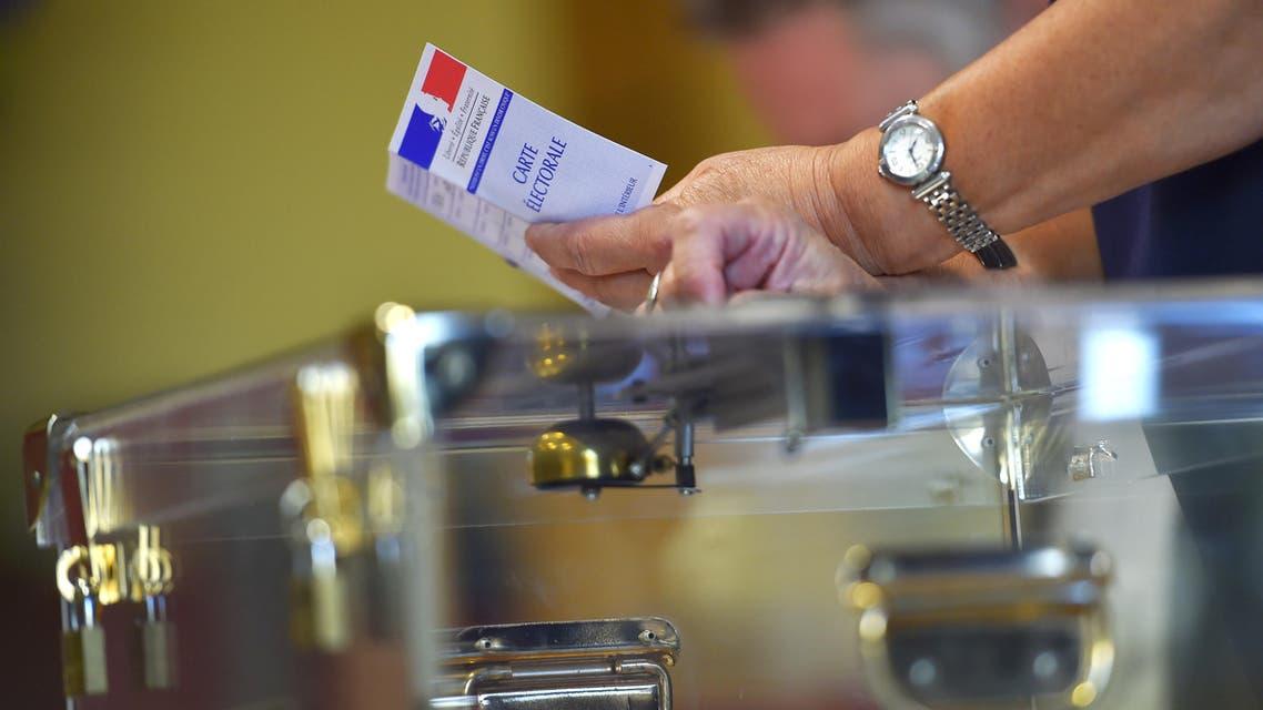 انتخابات فرنسا