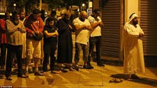 IN PICTURES: Muslims take to the streets to pray for London van attack victims