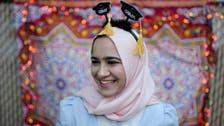 Celebrating graduation and Ramadan