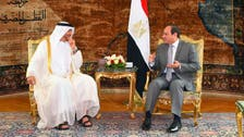 UAE, Egypt agree to cooperate in the fight against terror financing