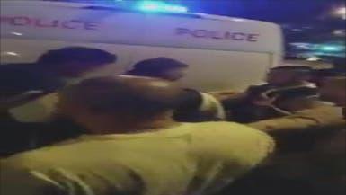 إمام المسجد حمى مرتكب هجوم لندن من حشود الغاضبين