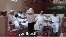"""شاهد.. رمضان ينفض غبار الماضي عن """"مركاز الحارة"""" في جدة"""