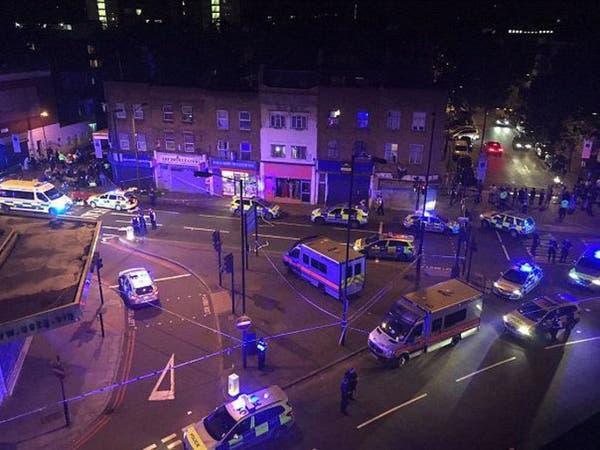 قتيل و10 جرحى في عملية دهس مصلين قرب مسجد شمال لندن