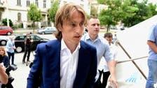 Croatia investigates Real Madrid's Modric for alleged false testimony