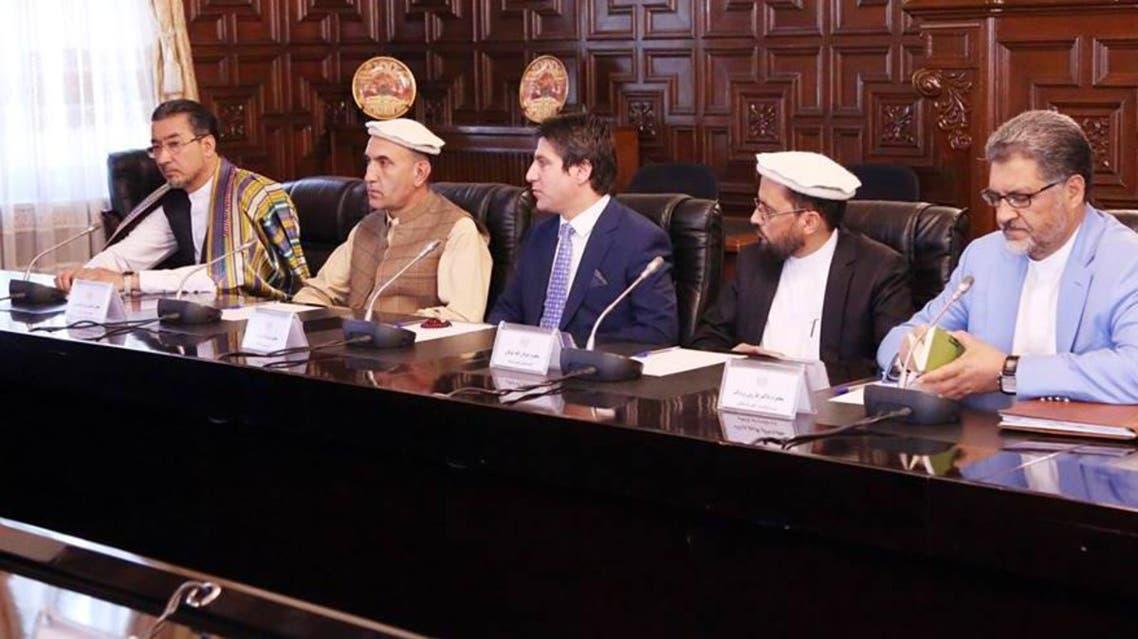 هیات اداری پارلمان افغانستان: خیمههای تحصن از شهر کابل جمع شود