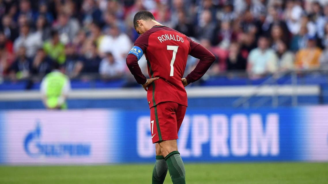 Ronaldo is seen as likely to leave Spain despite winning the Champions League for a second season in a row. (AFP)