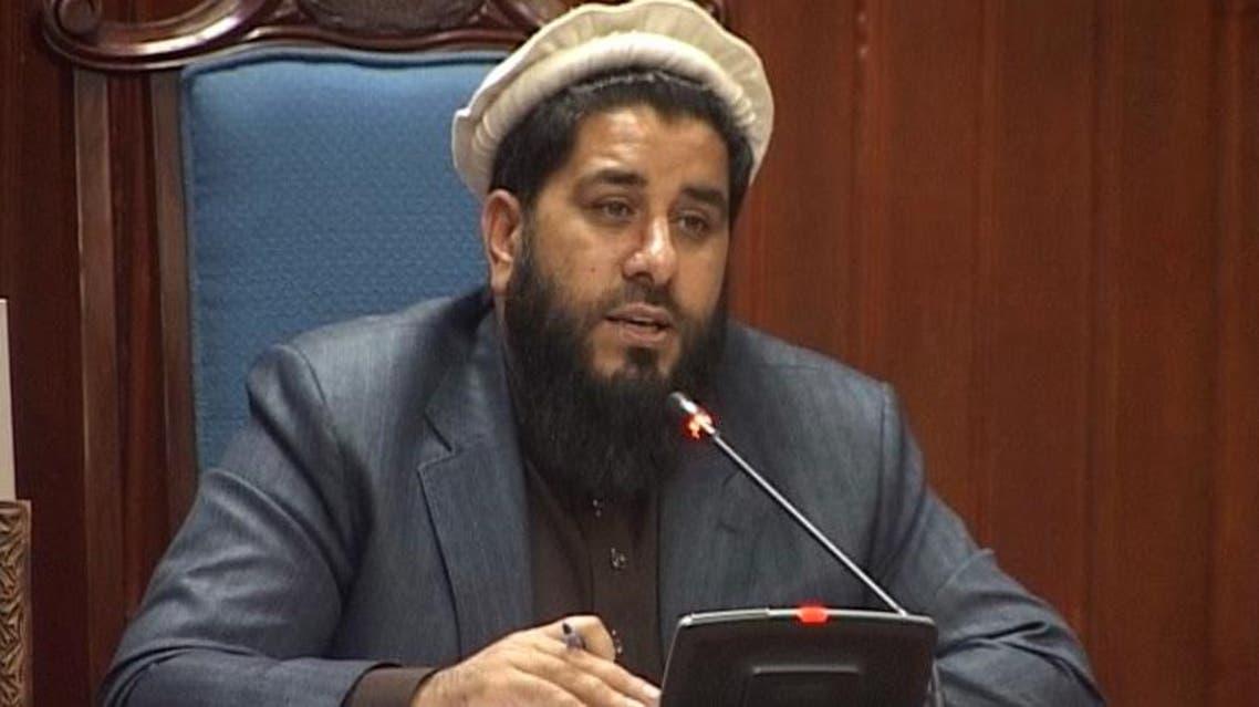 اعتراف عضو گروه داعش از همکاریهای رییس مجلس سنای افغانستان با این گروه