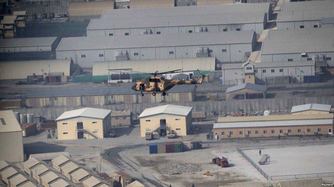 10 کارمند میدانهوایی بگرام در پروان کشته شدند