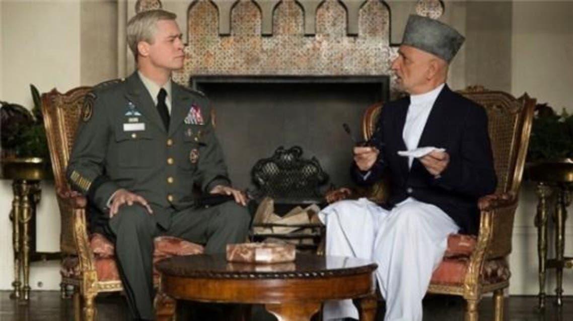 فیلم هالیوود در مورد جنگ افغانستان تهیه شده در ابوظبی