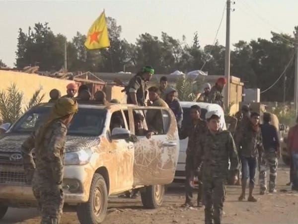 قوات سوريا الديمقراطية تضيق الخناق على داعش بالرقة