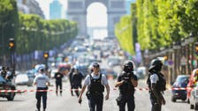 French police hold 4 family members of Champs-Élysées assailant