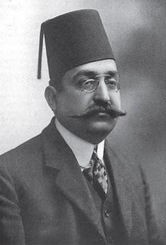 الزعيم المصري محمد فريد